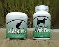 Foothill Felines uses NuVet Feline Nutritional Supplement. Click here for our order code and more product and ordering information.